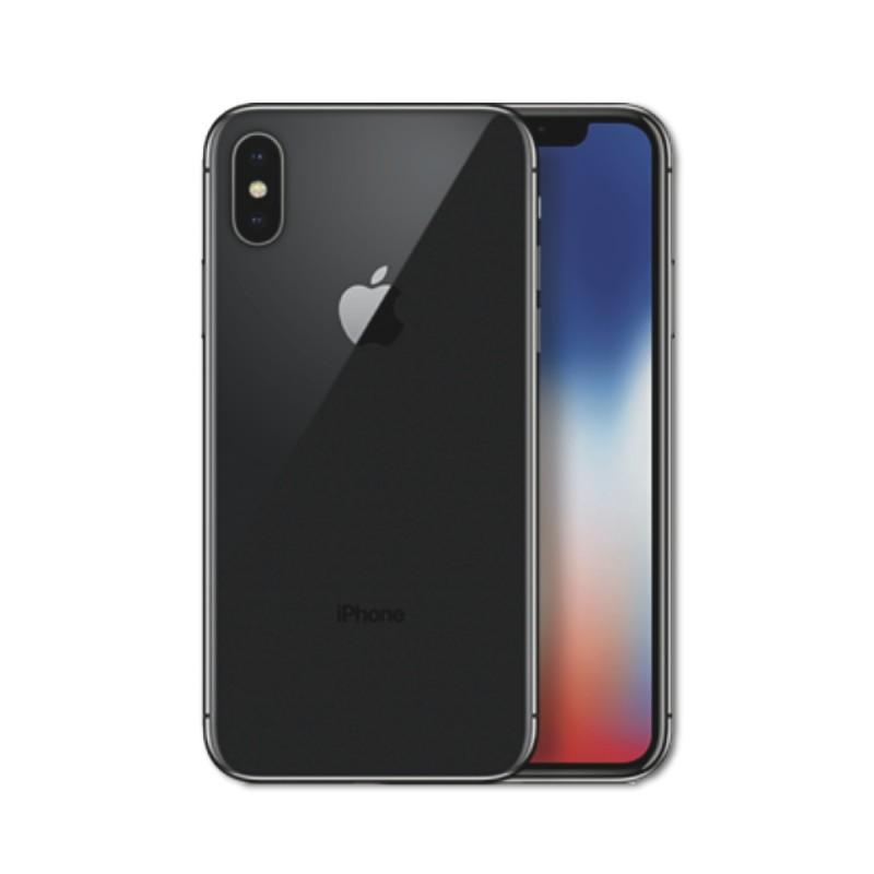 iPhone X Cinzento Sideral 256GB A+++