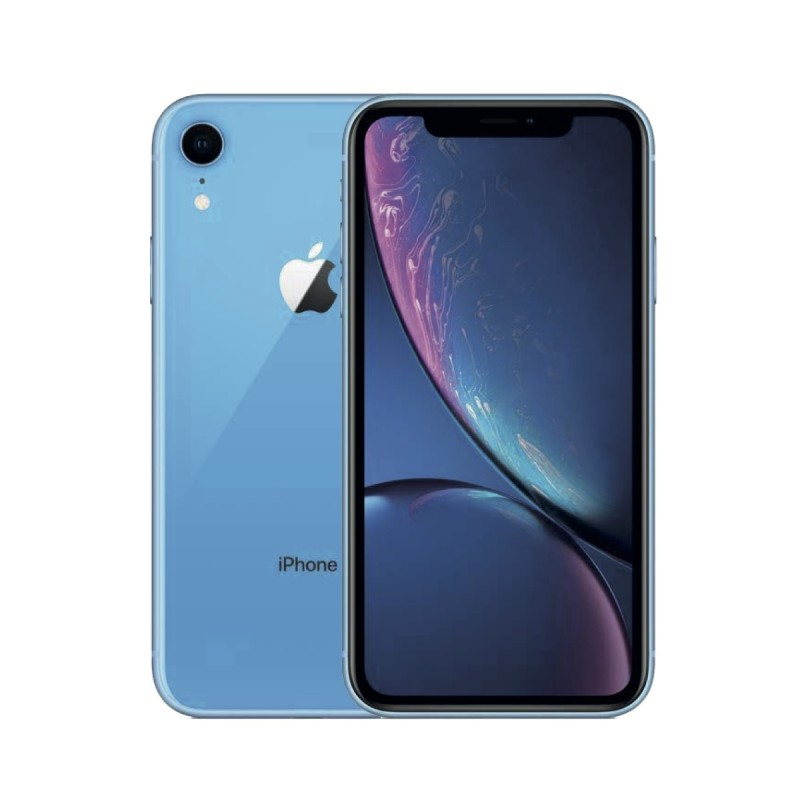 iPhone XR Azul 64GB A+++