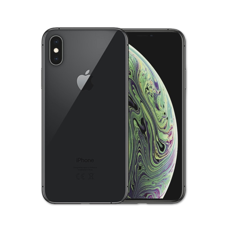 iPhone XS Cinzento Sideral 256GB A+++